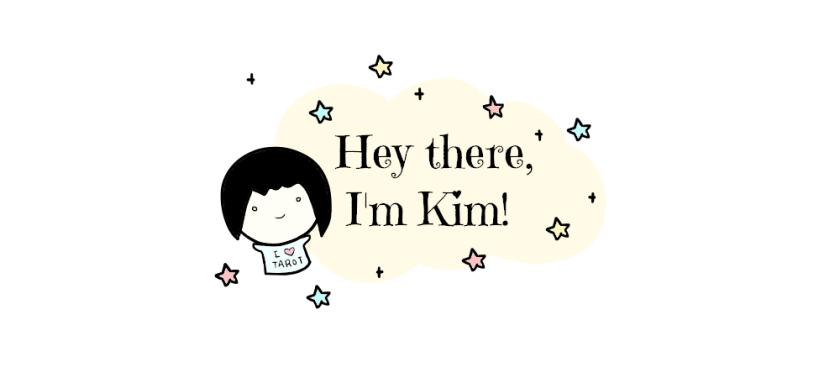 hi I am Kim