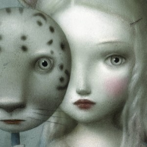 carte-postale-le-miroir-nicoletta-ceccoli