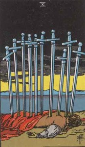 10 of Swords