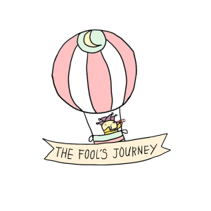 fool's journey transparent banner
