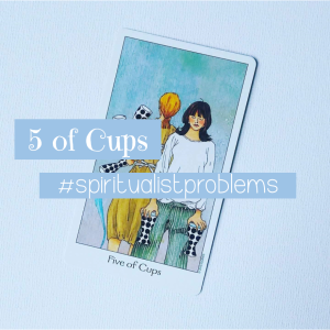 5 of cups blog feature image