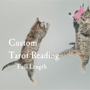 custom full length tarot reading