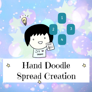 Hand Doodled Spread Creation