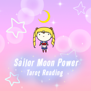 Sailor Moon Tarot Reading 02