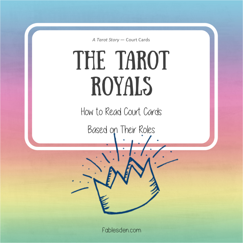 feature image tarot royals