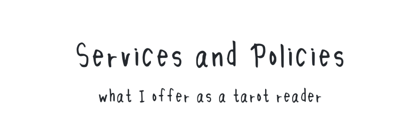 services and policies