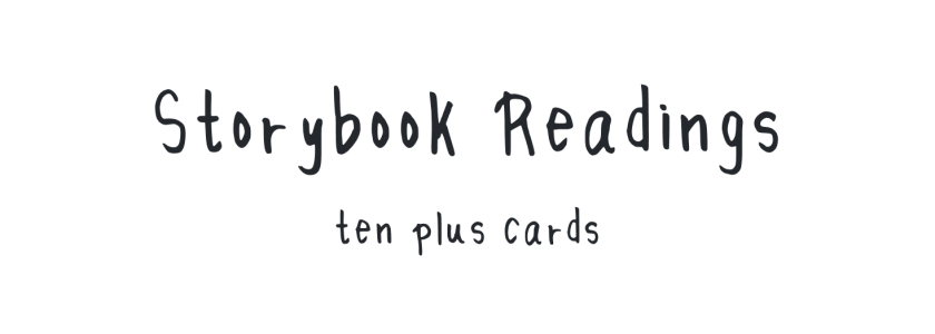Storybook Reading banner