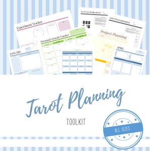 Tarot Planning Toolkit