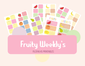 Fruity Weekly's Printables by Fables Den-01